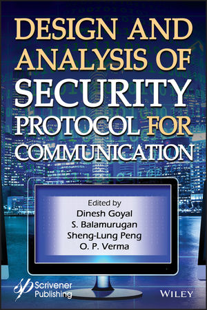 Design and Analysis of Security Protocal for Communication