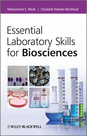 Essential Laboratory Skills for Biosciences (1119966760) cover image
