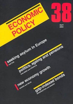 Economic Policy 38