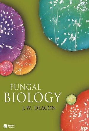 Fungal Biology, 4th Edition (1405130660) cover image
