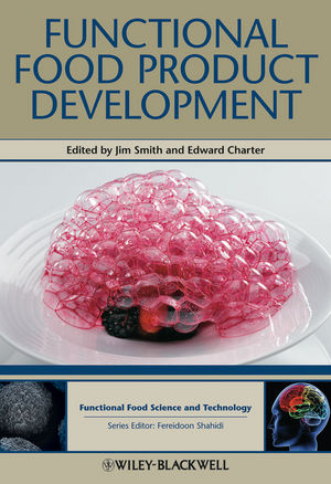 Functional Food Product Development (1405178760) cover image