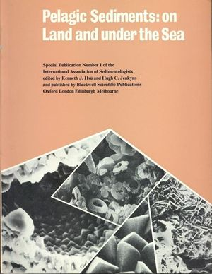 Pelagic Sediments - on Land and Under the Sea (Special Publication 1 of the IAS) (1444304860) cover image