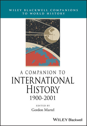 A Companion to International History 1900-2001 (1444333860) cover image