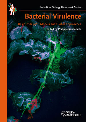 Bacterial Virulence: Basic Principles, Models and Global Approaches (3527323260) cover image