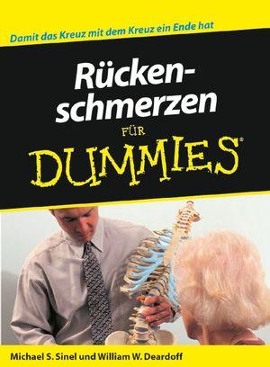 Rückenschmerzen für Dummies