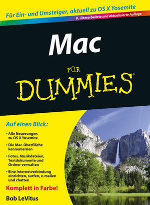 Mac für Dummies, 9. Auflage
