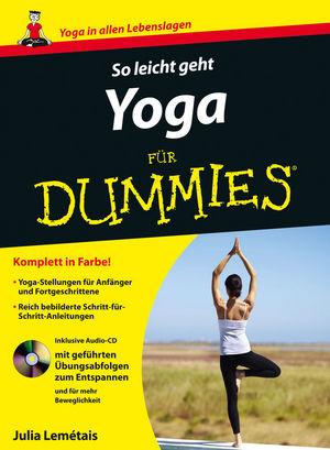 So leicht geht Yoga für Dummies