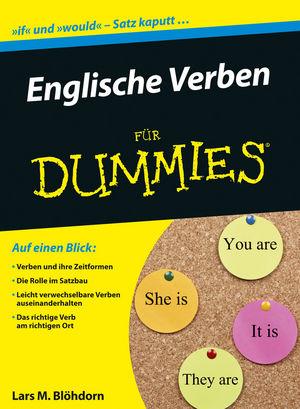Englische Verben für Dummies (3527807160) cover image