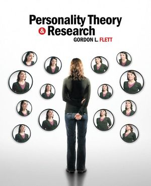 Personality Theory and Research: An International Perspective, Canadian Edition (EHEP001060) cover image