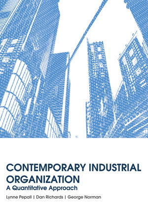 Contemporary Industrial Organization: A Quantitative Approach (EHEP001760) cover image