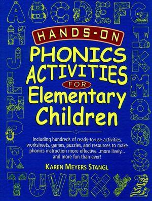 Hands-On Phonics Activities for Elementary Children