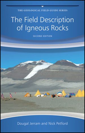 Book Cover Image for The Field Description of Igneous Rocks, 2nd Edition