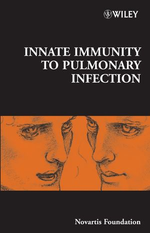 Innate Immunity to Pulmonary Infection, No. 279 (0470026561) cover image