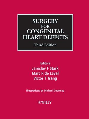Surgery for Congenital Heart Defects, 3rd Edition