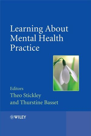 Learning About Mental Health Practice (0470512261) cover image