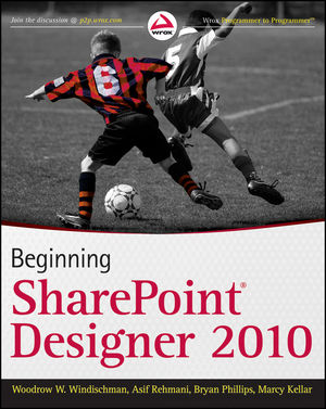 Beginning SharePoint Designer 2010 (0470643161) cover image