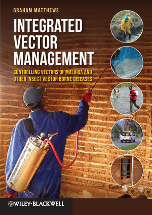 Integrated Vector Management: Controlling Vectors of Malaria and Other Insect Vector Borne Diseases (0470659661) cover image