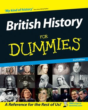 British History for Dummies, 2nd Edition