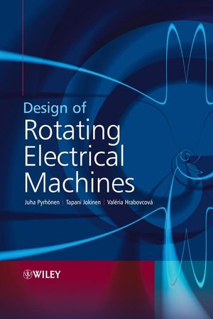 Design of Rotating Electrical Machines (0470695161) cover image