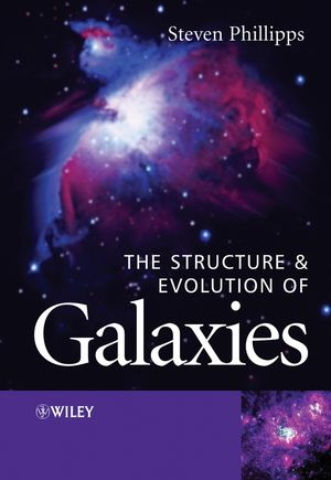 The Structure and Evolution of Galaxies (0470855061) cover image
