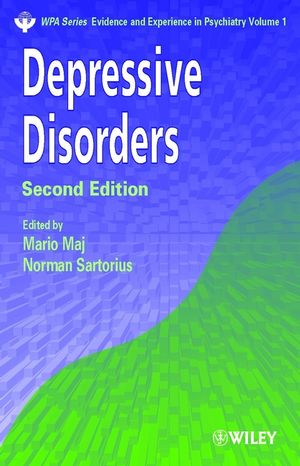 Depressive Disorders, 2nd Edition (0470859261) cover image