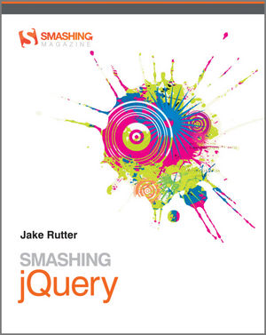 Smashing jQuery (0470977361) cover image