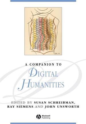 A Companion to Digital Humanities (0470999861) cover image