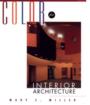 Color for Interior Architecture (0471127361) cover image