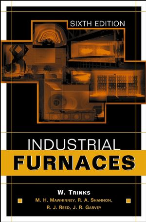 Industrial Furnaces, 6th Edition