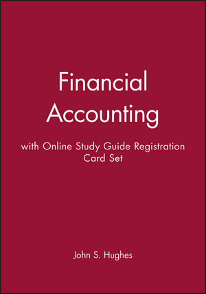 Financial Accounting, 1e with Online Study Guide Registration Card Set