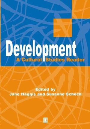 Development: A Cultural Studies Reader (0631219161) cover image