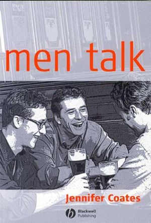 Men Talk: Stories in the Making of Masculinities (0631220461) cover image