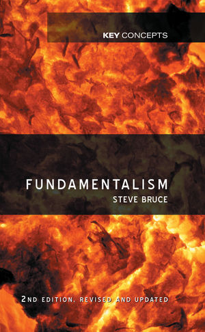 Fundamentalism, 2nd, Revised and Updated Edition (0745640761) cover image