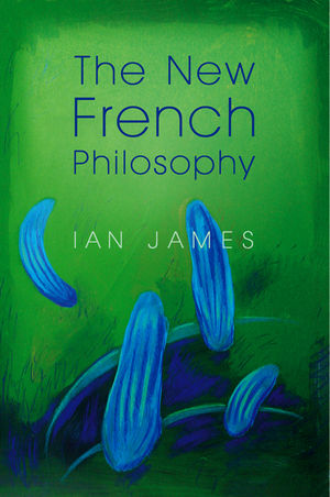 The New French Philosophy (0745648061) cover image