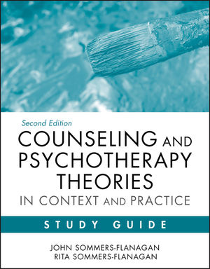 Counseling and Psychotherapy Theories in Context and Practice Study Guide, 2nd Edition (1118235061) cover image