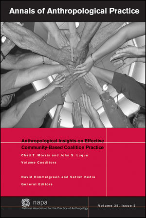Anthropological Insights on Effective Community-Based Coalition Practice (1118306961) cover image