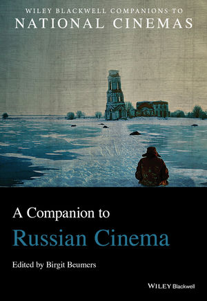A Companion to Russian Cinema (1118412761) cover image