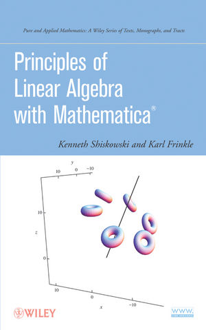 Principles of Linear Algebra with Mathematica (1118627261) cover image