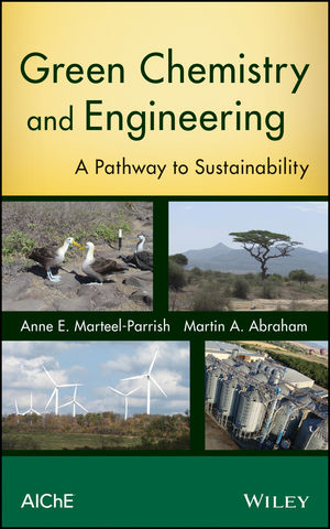 Green Chemistry and Engineering: A Pathway to Sustainability (1118720261) cover image