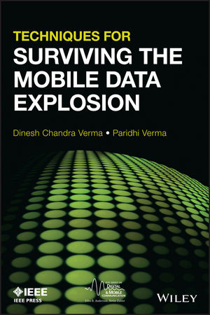 Techniques for Surviving the Mobile Data Explosion (1118834461) cover image