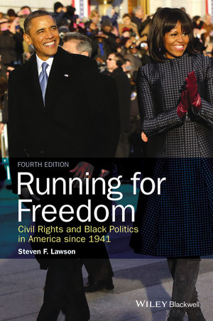 Running for Freedom: Civil Rights and Black Politics in America since 1941 (1118836561) cover image