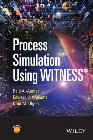 Process Simulation Using WITNESS (1119019761) cover image
