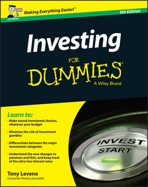 Investing for Dummies - UK, 4th UK Edition