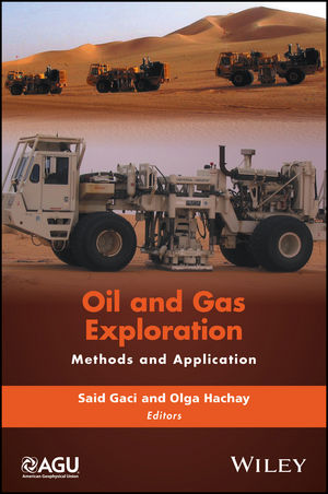 Oil and Gas Exploration: Methods and Application (1119227461) cover image