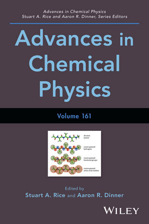 Advances in Chemical Physics, Volume 161 (1119290961) cover image