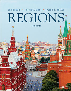 Geography: Realms, Regions, and Concepts, 18th Edition