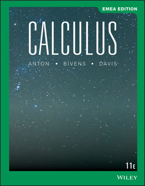 Calculus: Late Transcendentals, 11th Edition, EMEA Edition