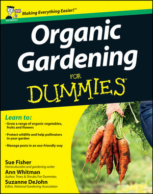Organic Gardening for Dummies, UK Edition