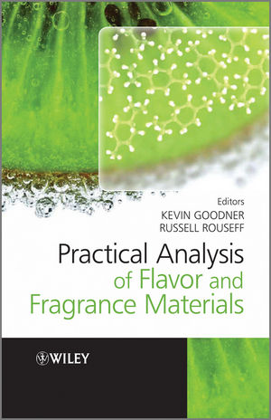 Practical Analysis of Flavor and Fragrance Materials (1405139161) cover image