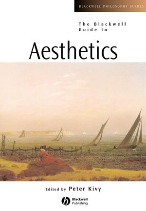 The Blackwell Guide to Aesthetics (1405143061) cover image